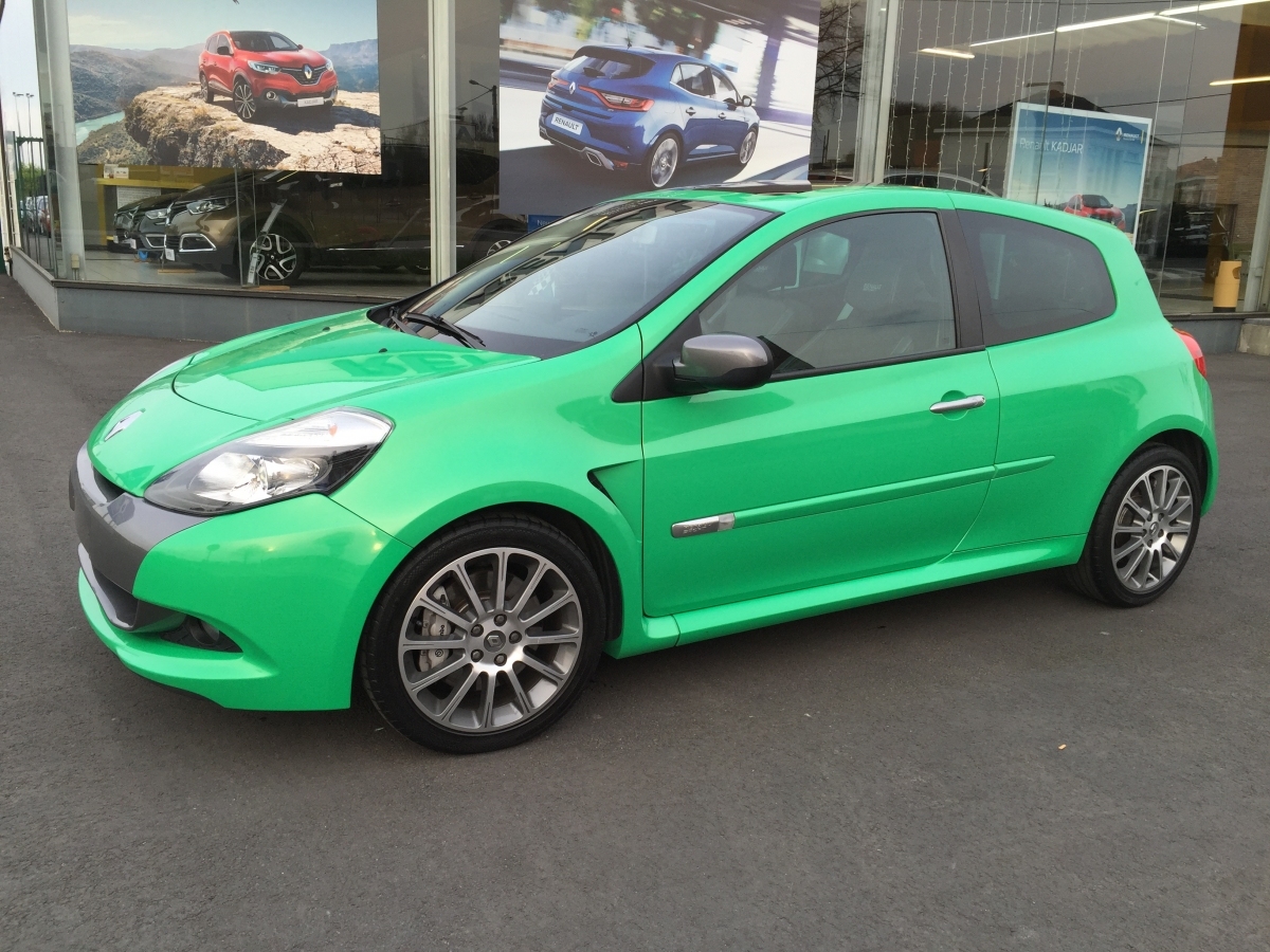 Renault Clio 3 Sport Rs Phase 2 Luxe Drive Differently